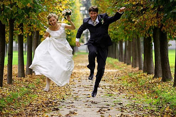 Свадебные конкурсы и сценарии
