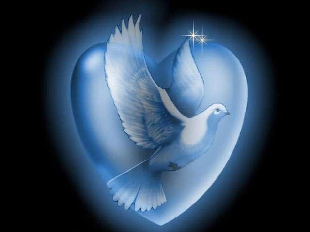 Открытка с царствие небесное
