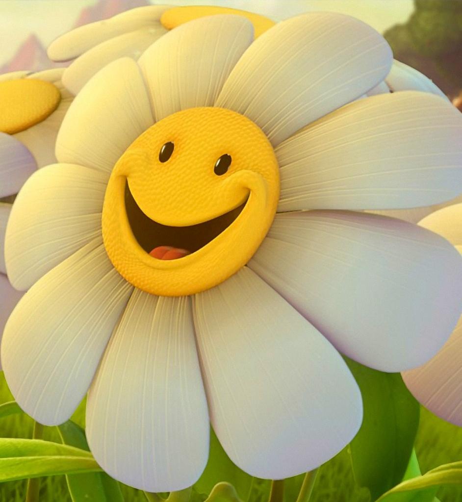 картинки с надписью будь счастливой улыбайся должно