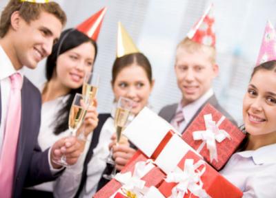 Поздравления с днем рождения сотруднику на работе 36