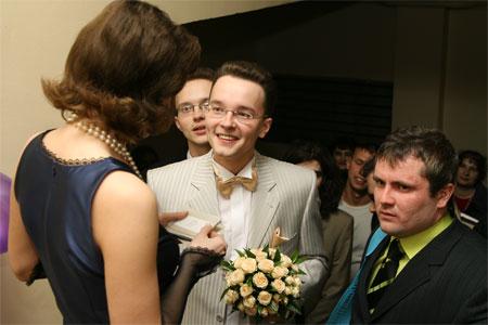сценарий знакомства жениха и невесты в стихах