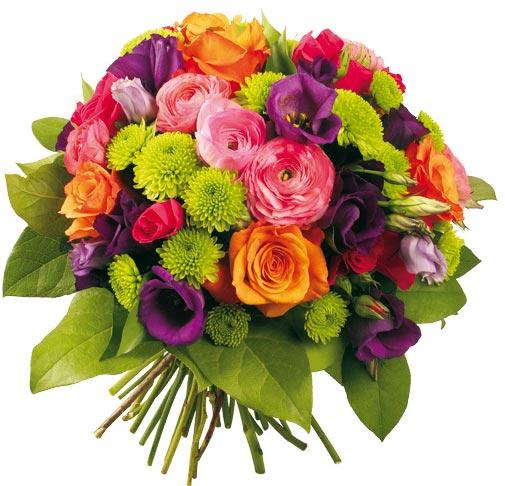Фотографии краcивых букетов из цветов