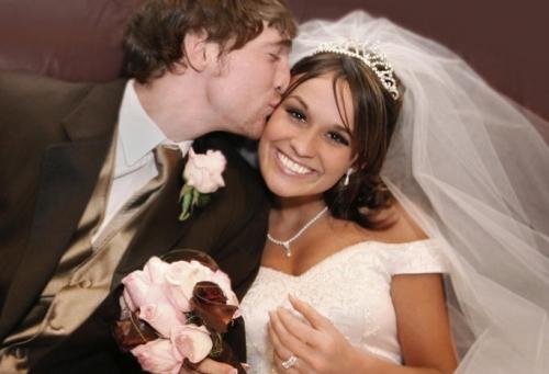 Поздравление молодоженам на свадьбу