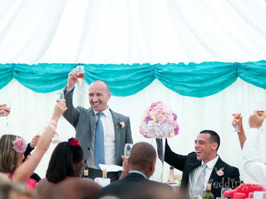 Тосты на свадьбу короткие от брата сестре на