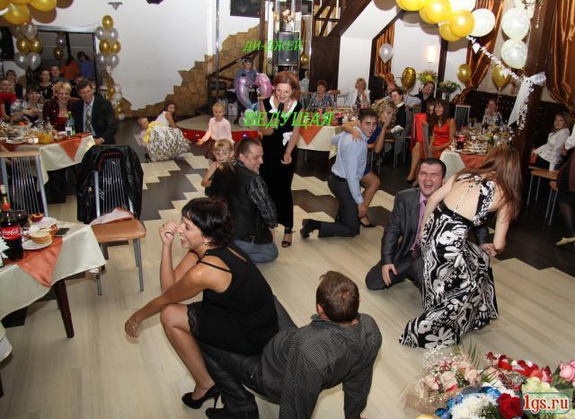 Танцевальные конкурсы для вечеринок